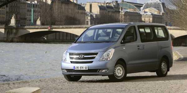 Prix Hyundai H 1 9 Places Clim Algerie 2020 Achat Neuf