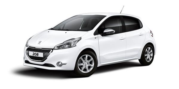 Peugeot 208 style 2015