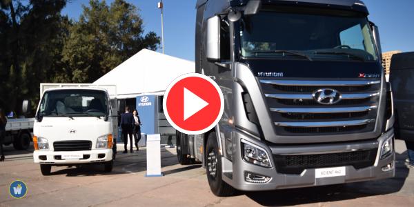 Actualites Hyundai Truck Algerie 2020