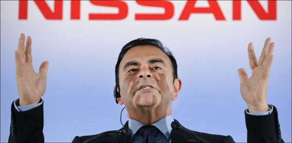Officiel/Renault: Carlos Ghosn a démissionné