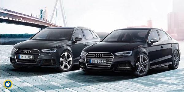 SOVAC : 350 000 DA d'avantage client sur l'Audi A3