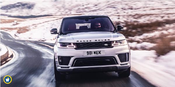 Range Rover Sport : Le V6 remplacé par le 6 cylindres en ligne