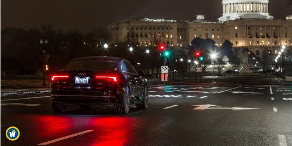 Audi va faire éviter les feux rouges aux USA
