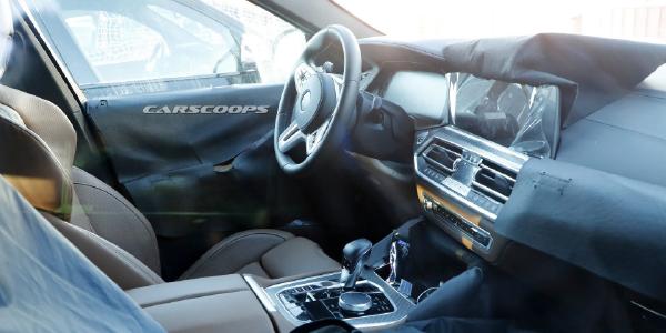 Voici l'intérieur du futur BMW X6 M