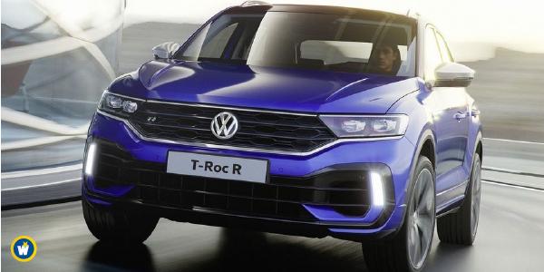 Volkwagen présente le T-Roc R