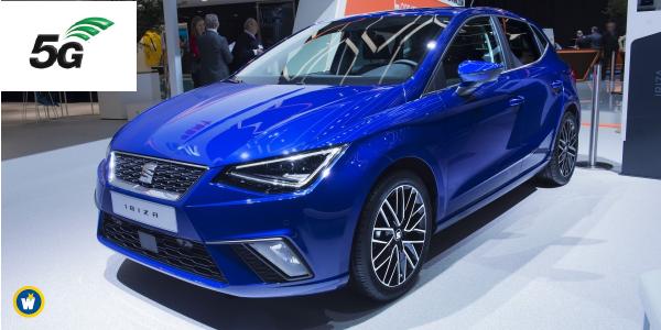 Selon SEAT, le secteur de l'automobile sera l'un des principaux clients de la 5G