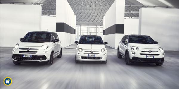 Fiat dévoile une série spéciale pour fêter ses 120 ans