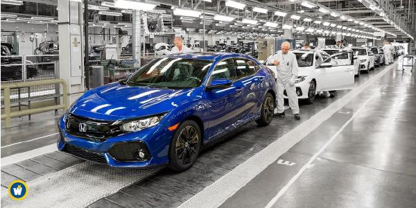 Honda va bien produire des voitures aux États-Unis