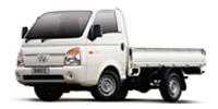Hyundai h100 consommation