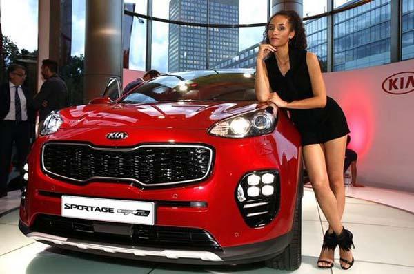 66e salon de l automobile de francfort le nouveau kia for Salon automobile allemagne